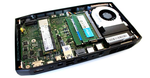 Test: Skull Canyon: Intel NUC Kit NUC6i7KY - Hardware-Mag